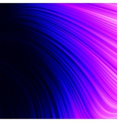 Abstract smooth twist background vector