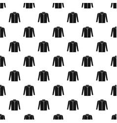 Shirt pattern vector