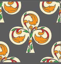 kreuz as pattern vector image vector image