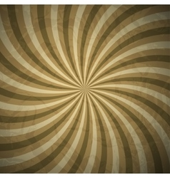 Abstract hypnotic background vector