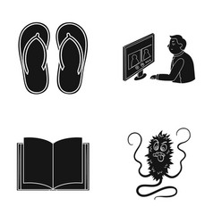 Dirt infection hygiene and other web icon in vector