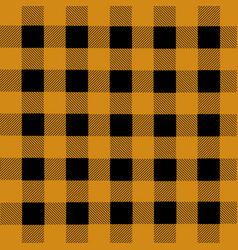 Lumberjack plaid pattern vector