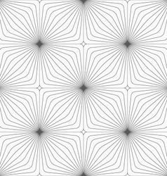 Gray diagonally striped squared reflected vector image