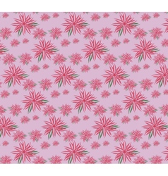 Spring summer ornament pattern vector image