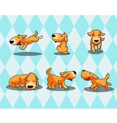 Happydog vector