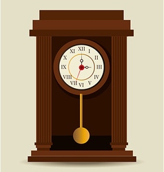 Time design vector