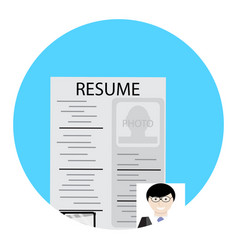 Search for employee human resource vector