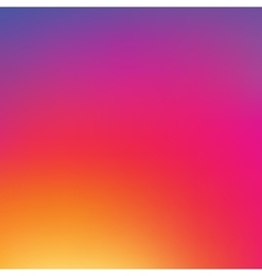 Colorful background in new social style vector