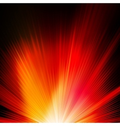 Abstract background in red tones EPS 10 vector image vector image