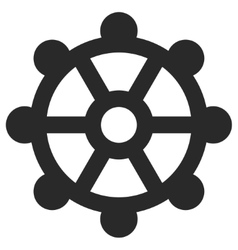 Cog eps icon vector