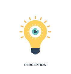 Perception vector