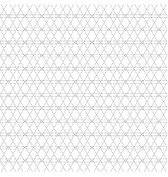 seamless pattern modern texture geometric vector image vector image