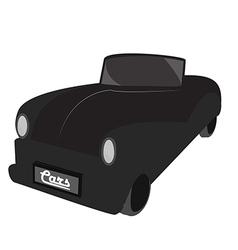 Retro car vintage graphic eps10 vector