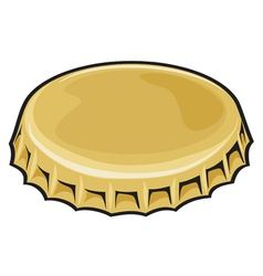 Bottle Cap vector image