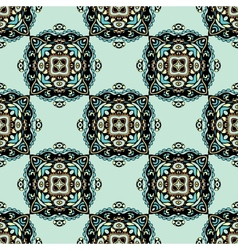 Seamless pattern background tiled vector