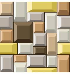 Stones seamless pattern vector