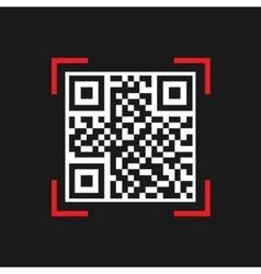 Simple qr code vector