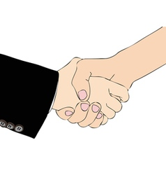 A handshake for a good agreement vector