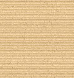 Realistic carton texture cardboard pattern vector