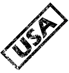 Usa stamp vector