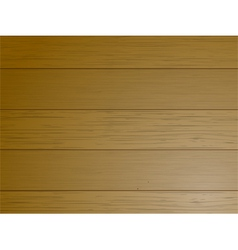 Wood panel background vector