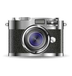 Fotocamera vector image vector image