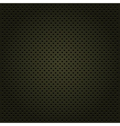 Template metallic background vector
