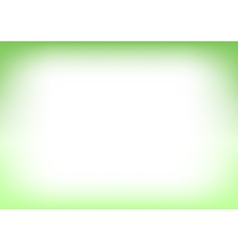 Green flash copyspace background vector