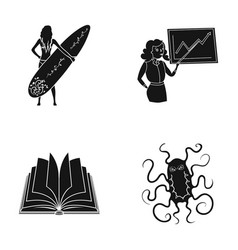 Infection medicine hobbies and other web icon in vector