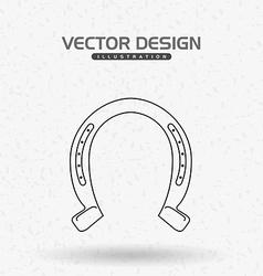 wild west design vector image vector image