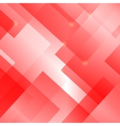 Red squares vector