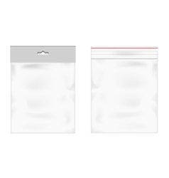 Plastic bag icon transparent background vector