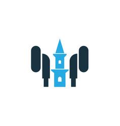 audio colorful icon symbol premium quality vector image vector image
