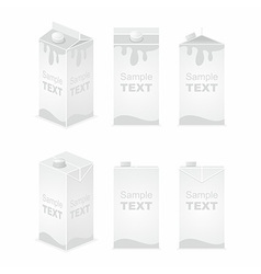 Juice pack vector