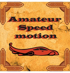 Amateur high-speed traffic vector
