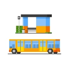 Bus and public station vector