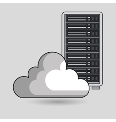 Cloud data base center vector