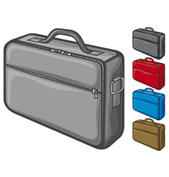 Bag for laptop vector