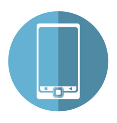smartphone mobile technology device image vector image vector image