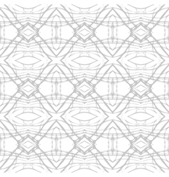 Pattern with grey-silver geometrical shapes vector