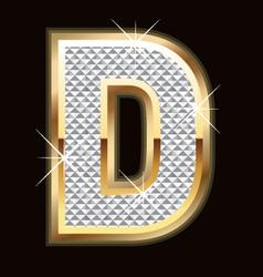 D bling bling vector