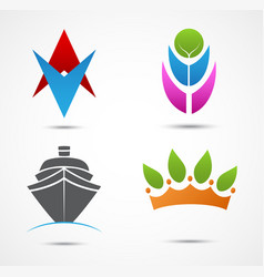 New business icon and symbol vector