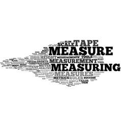 Measures word cloud concept vector