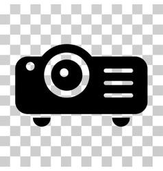 Projector icon vector
