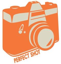 Perfect shot vector