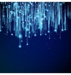 Light glitter background effect EPS 10 vector image