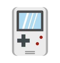 Tetris for games icon flat style vector