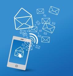 Sending sms vector