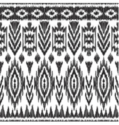 Atzec seamless pattern vector