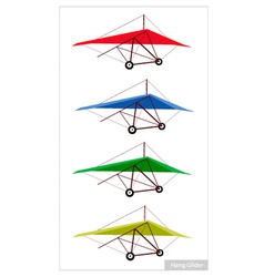 Set of Air Sport on A White Background vector image vector image